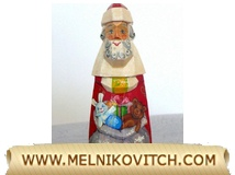 Santa Claus figurine only for reseller! (Only for wholesale)
