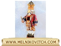 Nutcracker King (Wooden Nutcracker)
