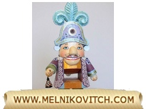 New Nutcracker pirate with wide mouth and lantern (marine themes)