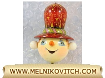 Troll, an assistant to Santa Claus, Christmas tree decoration