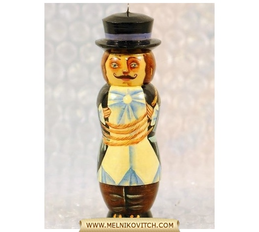 Chimney Sweep - Christmas Toy -